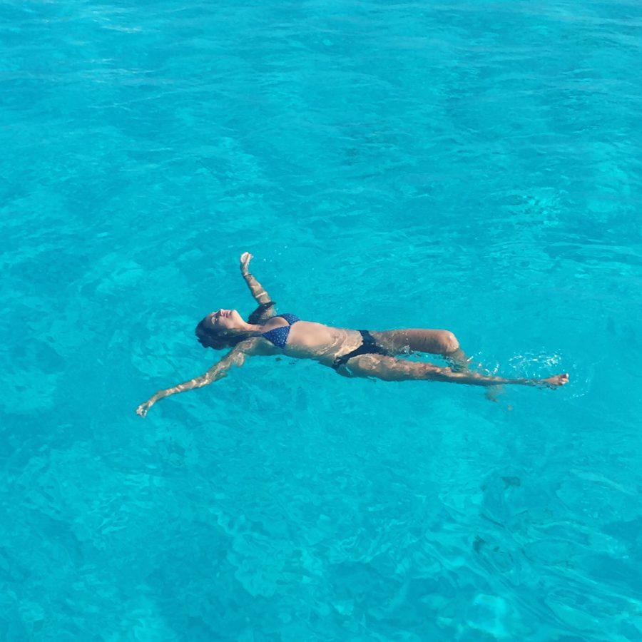 Klein Curacao, Daisy, zee