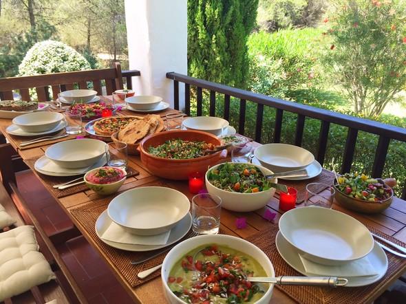 Bobby's Table Ibiza - healthy food