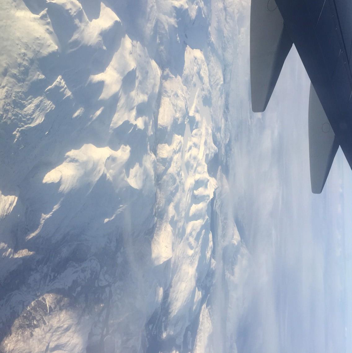 noorwegen vliegtuig