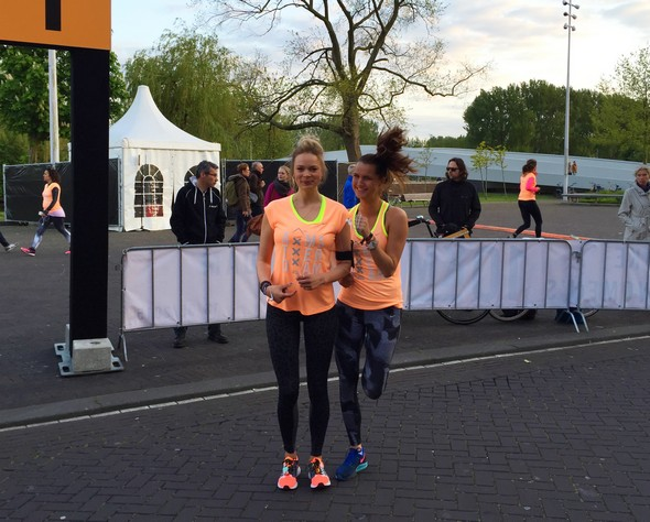 Nike Women's 10k Amsterdam run