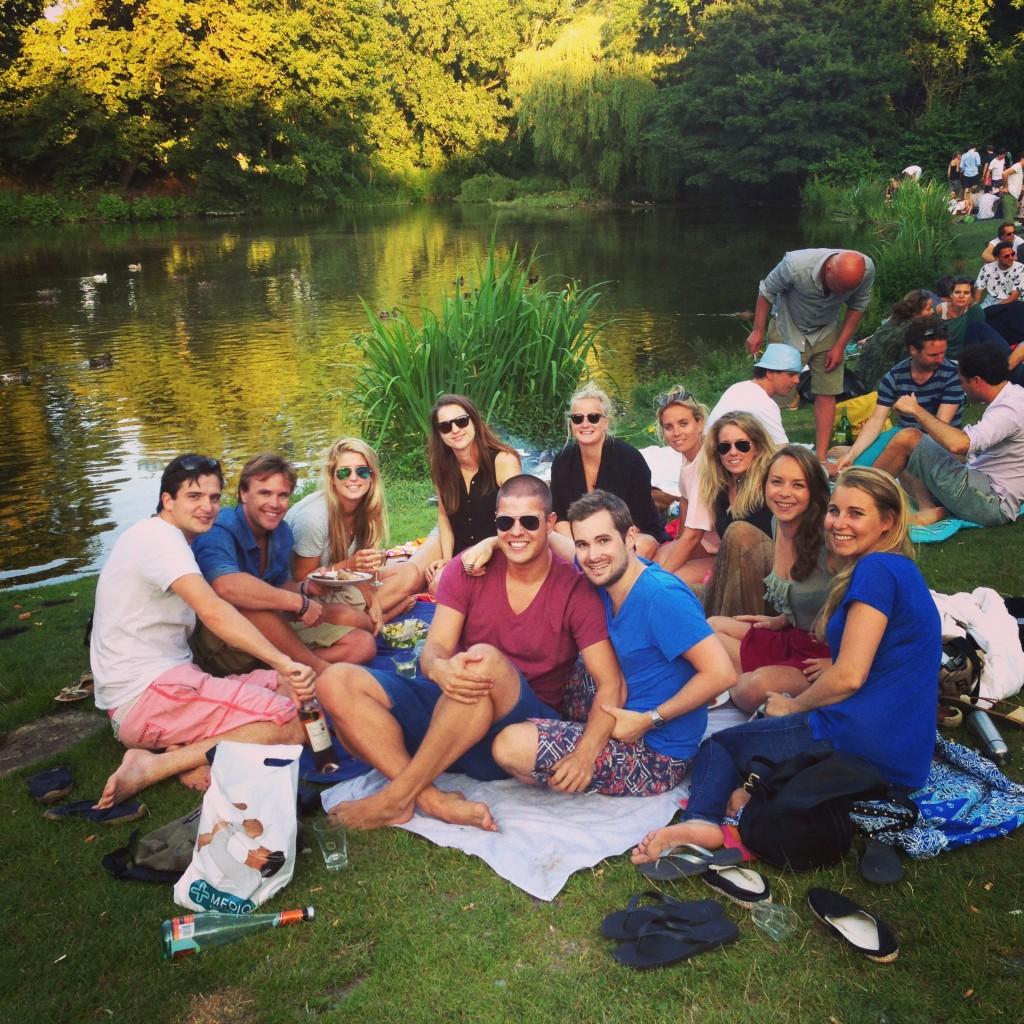 BBQ & Picknick @ Vondelpark