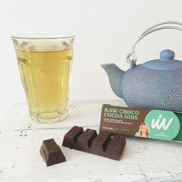 Viv's raw chocolate - Vivian Reijs