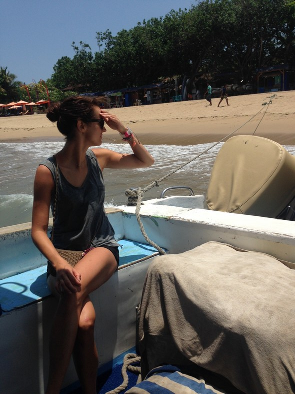 boot sanur naar nusa lembongan