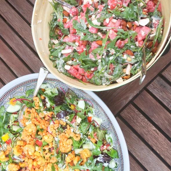 salades, goudse vrouwen diner