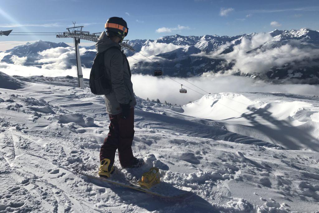 zillertal, oostenrijk, wintersport, snowboarden, daisy