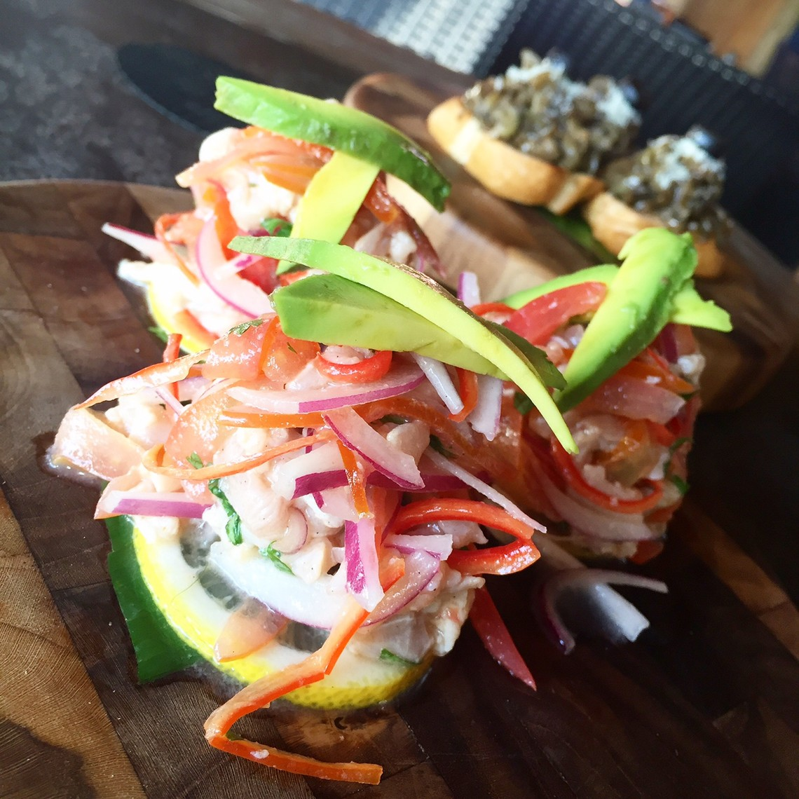 bali ceviche peoples