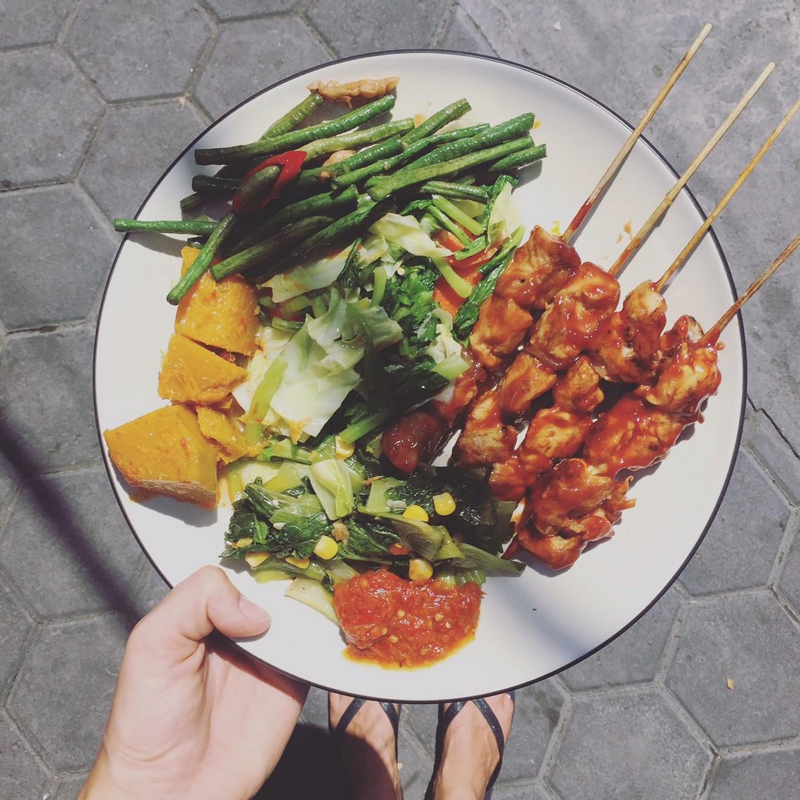 indonesisch eten, bali