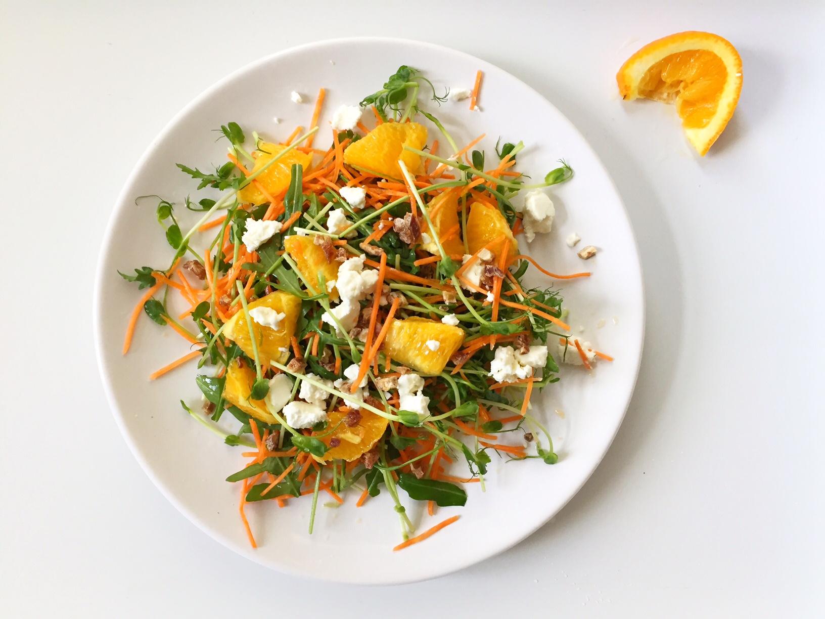 wortel greenpeez salade