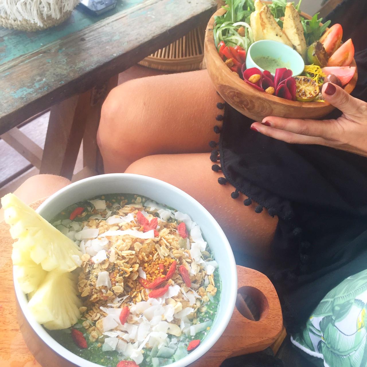 The Shady Shack canggu, healthy hotspot bali