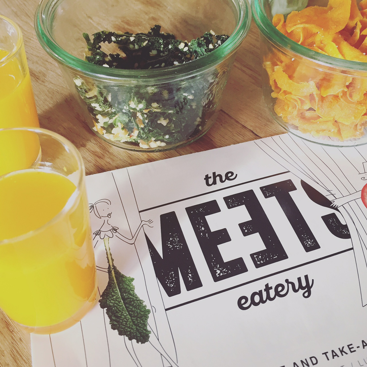 the meets eatery amsterdam