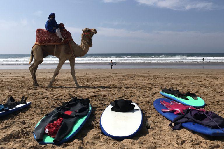 solid surf & yoga house marokko