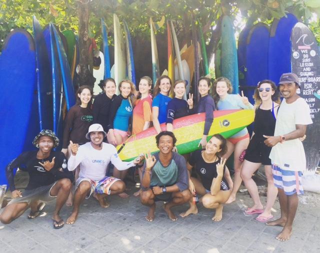 i love health retreat surfen