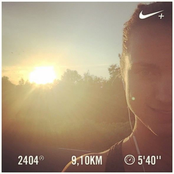 hardlopen sunset run
