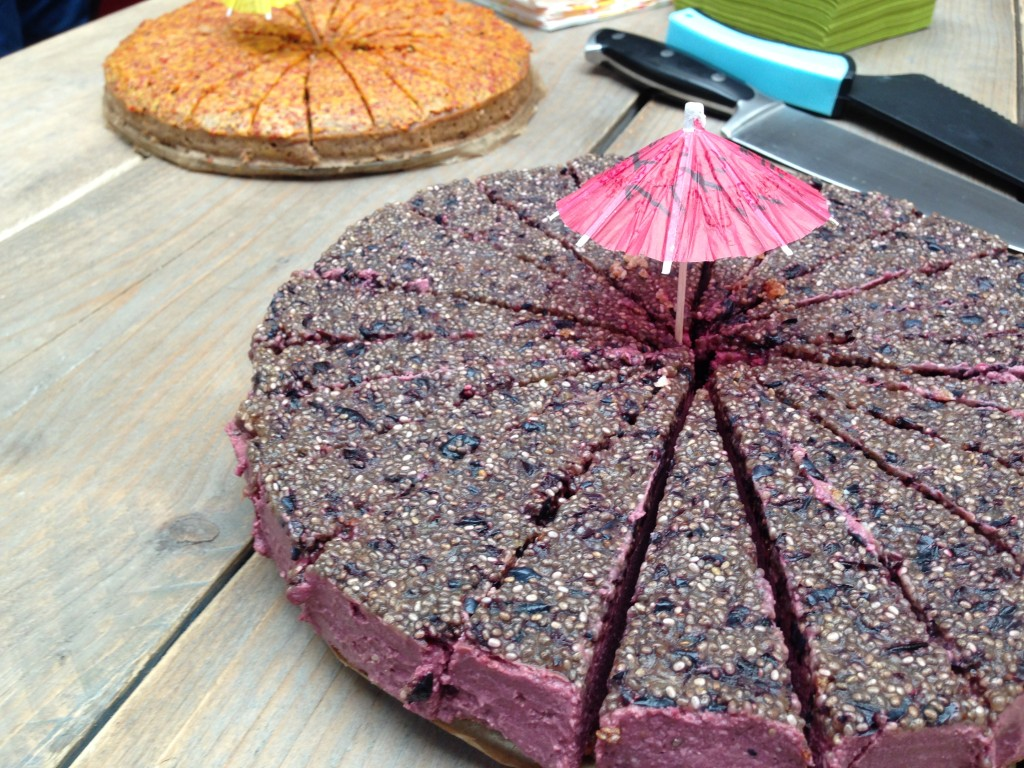 Superfood Recepten cheesecake