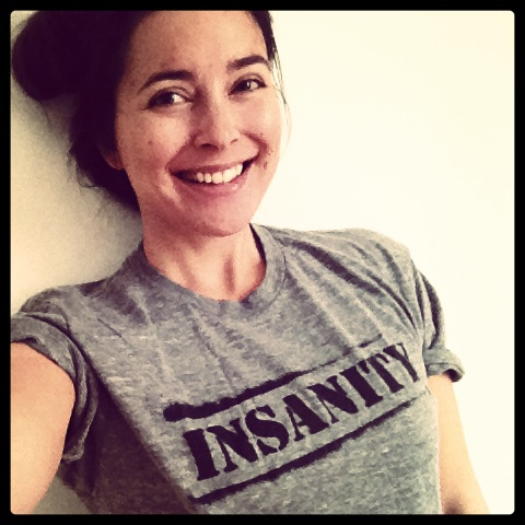 Insanity Workout expert Hilde