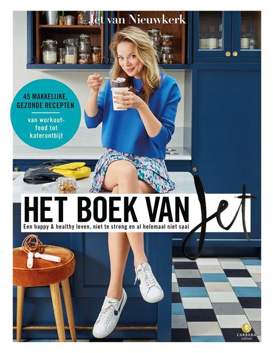 Boek van jet, jet van nieuwkerk, kookboek