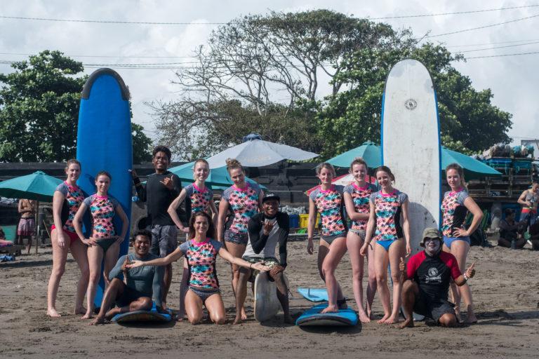 foto i love health retreat bali surfen april 2018
