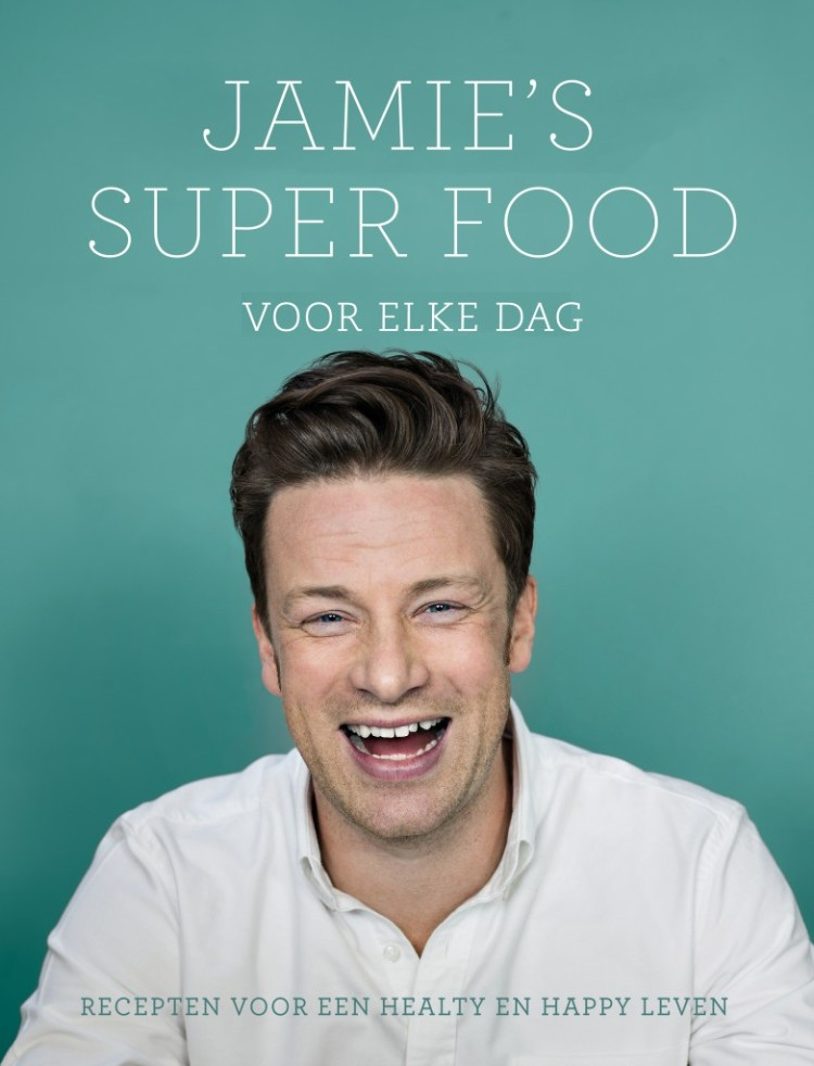 Jamie's Super food boek