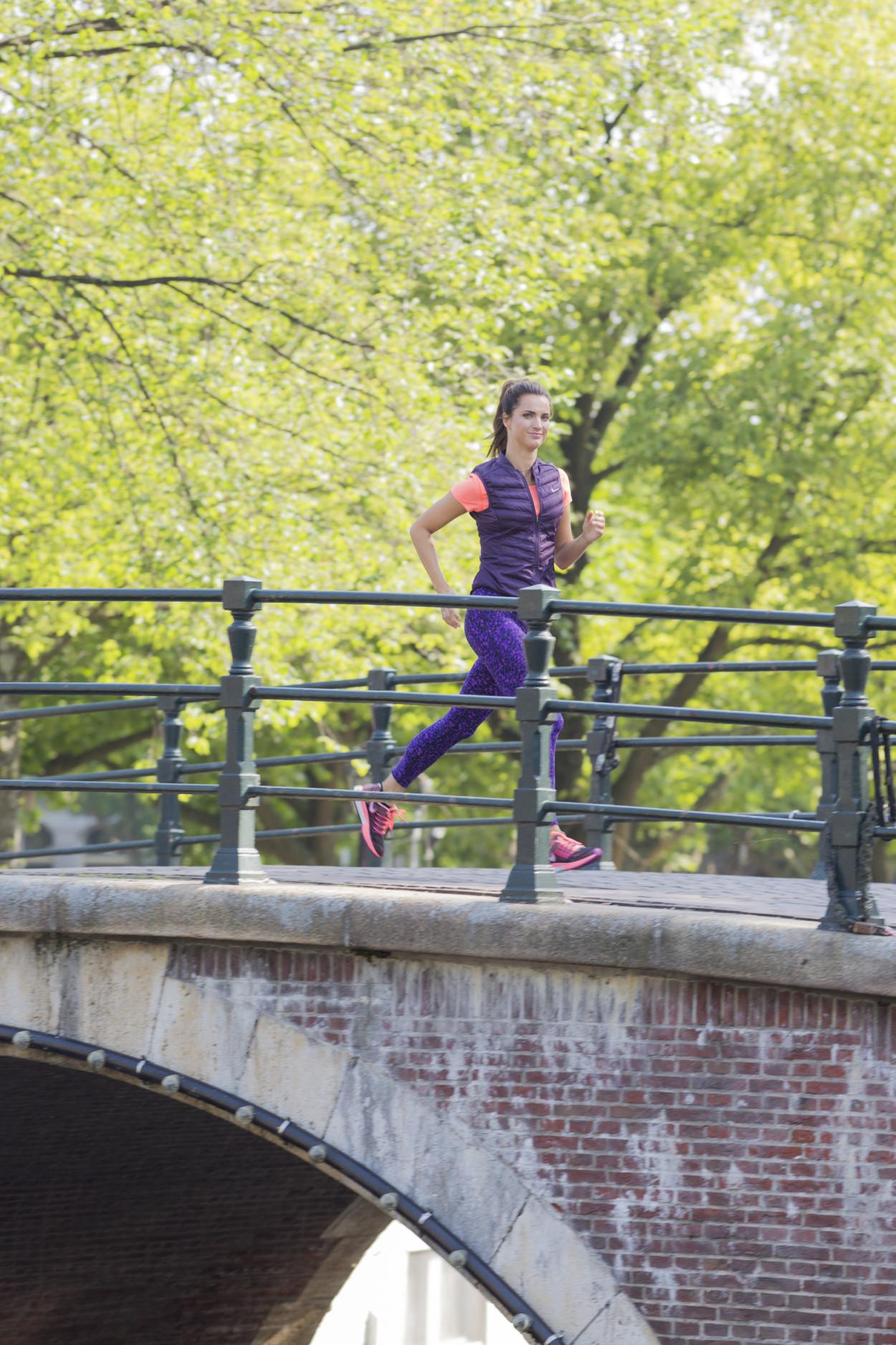 hardlopen foto i love health boek, fotografie: joshua rood, starten met hardlopen