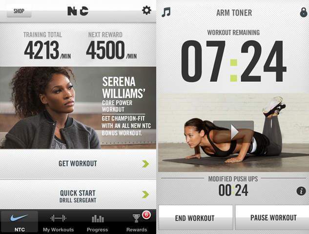 Favo sport app: NTC