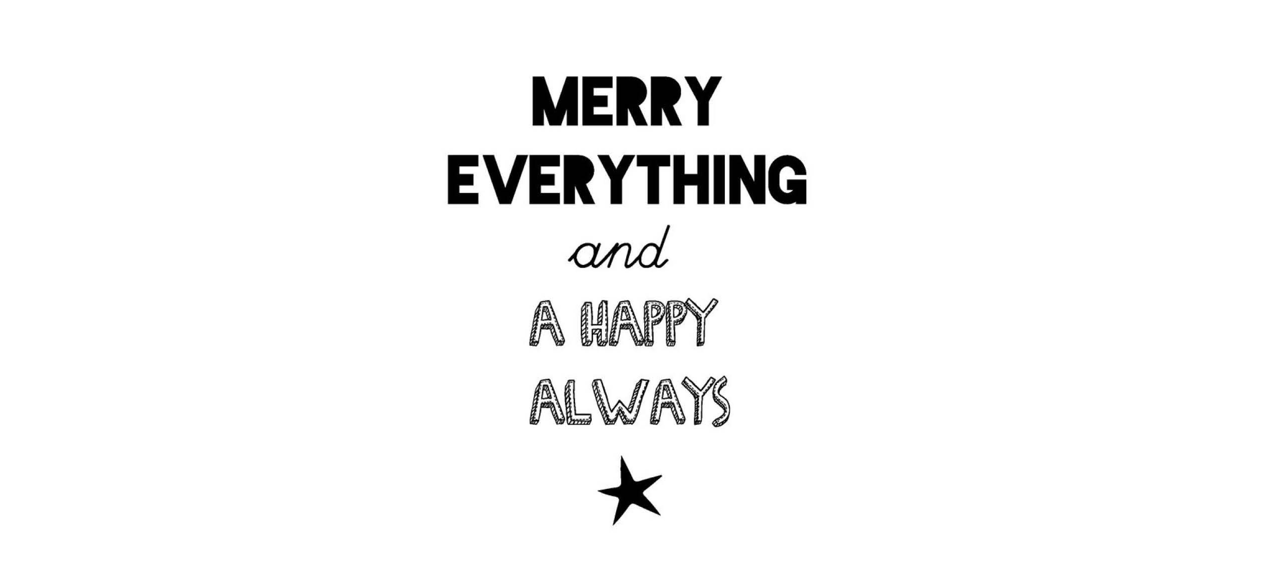 ILH, kerstboodschap, MERRY X-MAS