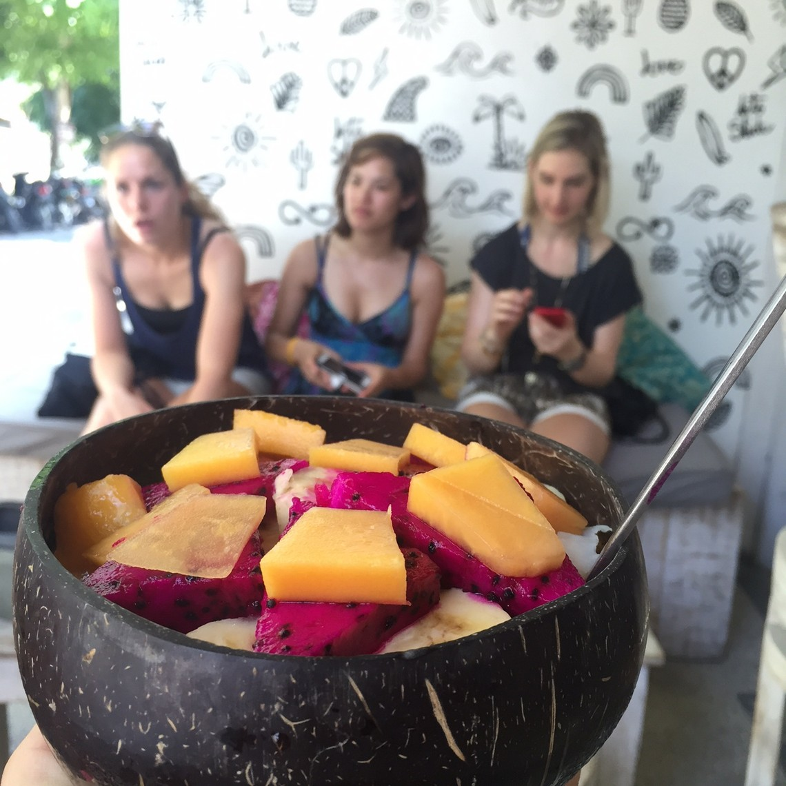 Nalu Bowls i love health retreat bali