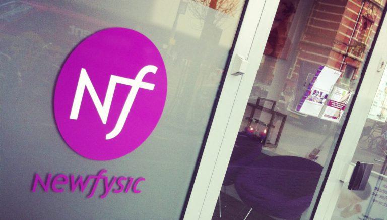 Afvallen met NewFysic