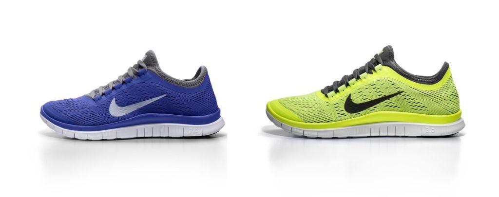 Nike Free 3.0 women en men hardloopschoenen
