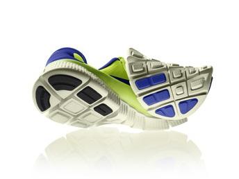 Nike Free 5.0+ hardloopschoen men
