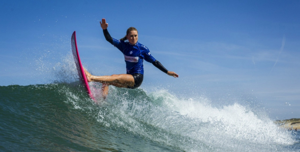 Nikki van Dijk - Swatch Girls Pro France ul