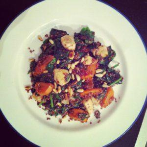 Recept: pilav van quinoa