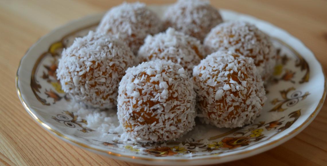 dadel kokos truffels