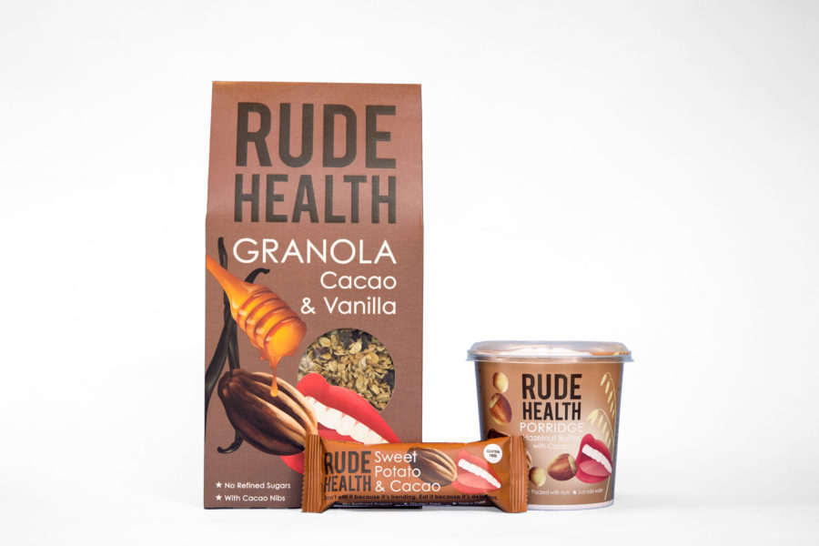 Rude Health cacao