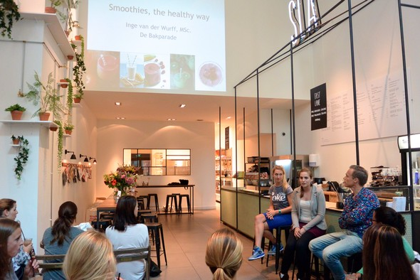 We Love Smoothies Workshop - I Love Health & Foodness