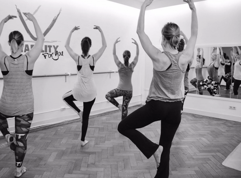 barre workout stability for you utrecht onefit