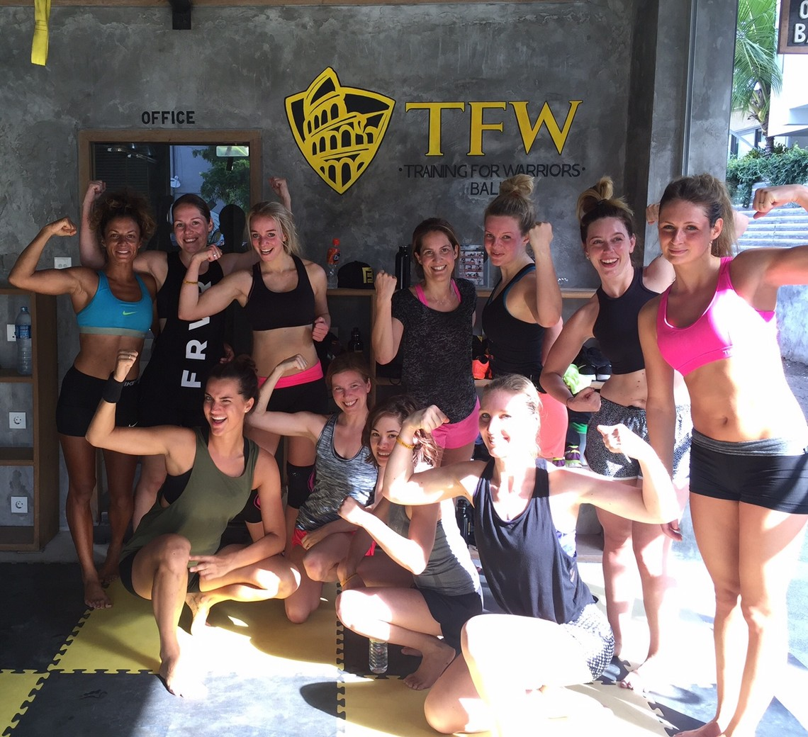 TWF training Bali Fit i love health retreat Bali (3)