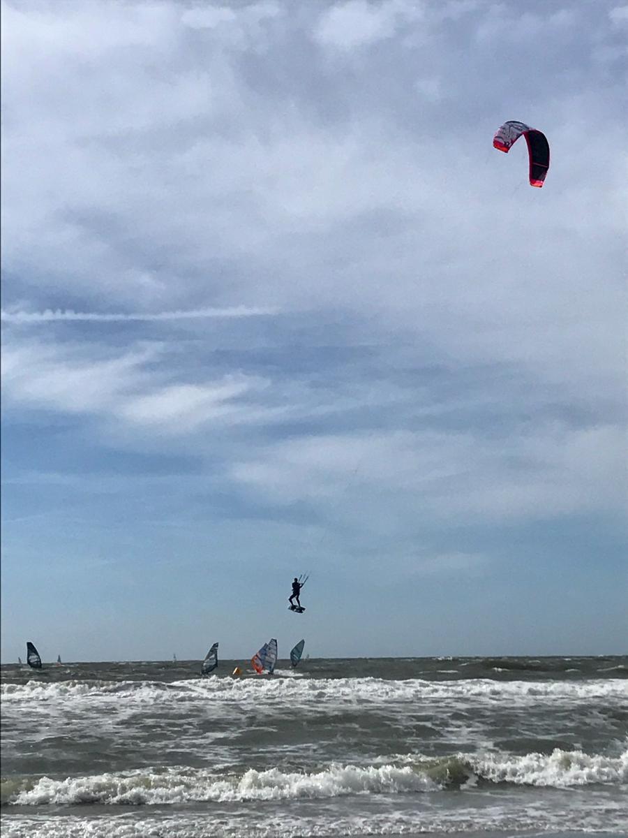 Texel Tips kitesurfen