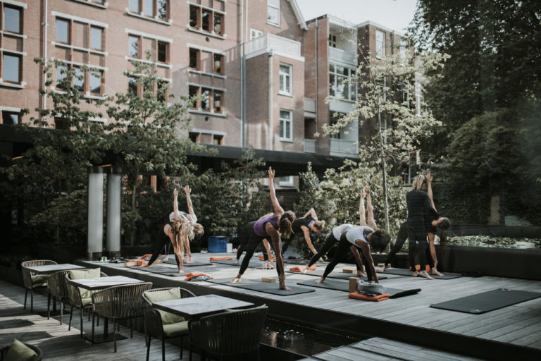 yoga akasha