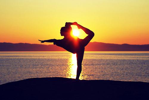 Yoga pose zee