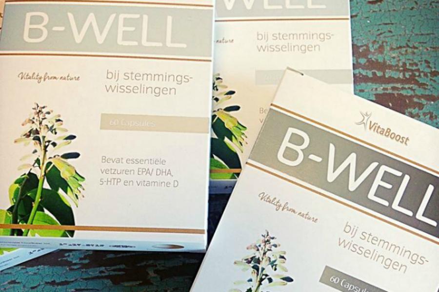 b-well vita boost, herfstdip