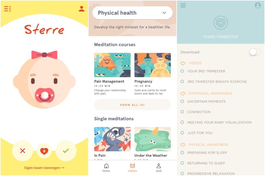 zwangerschap apps