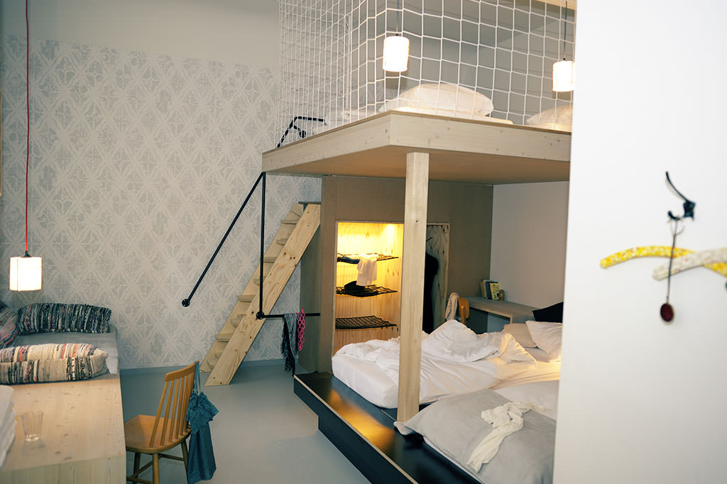 Michelberger hotel berlijn, hotels in Berlijn