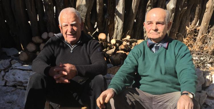 blue zones oude mannen sardinie