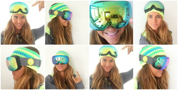 blueprint snow goggle BSG