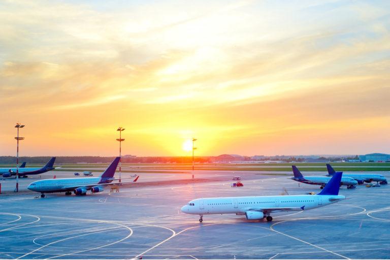 vliegtuig, vluchtvertraging