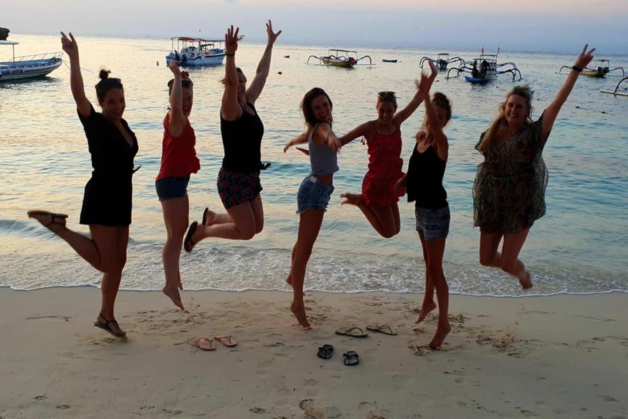 i love health retreat Bali september 2018