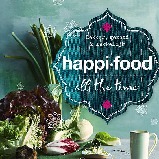 happi food, gezonde kookboeken