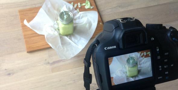 canon food fotografie