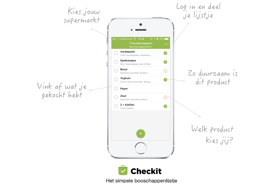checkit app questionmark