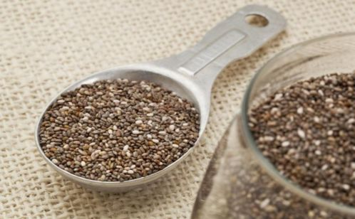 Chia zaad superfood